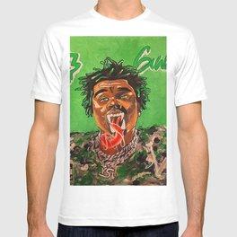 gunna,ds3,drip season 3,rapper,album,poster,wall art,fan art,music,hiphop,rap,rapper T-shirt