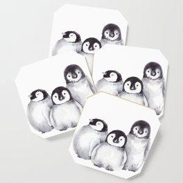 Baby Penguins Coaster