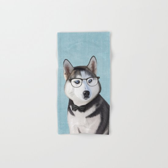 Mr Husky Hand & Bath Towel