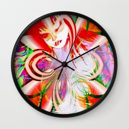 My X Wall Clock