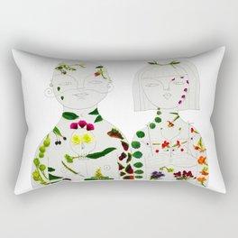 Tattoo Love Rectangular Pillow