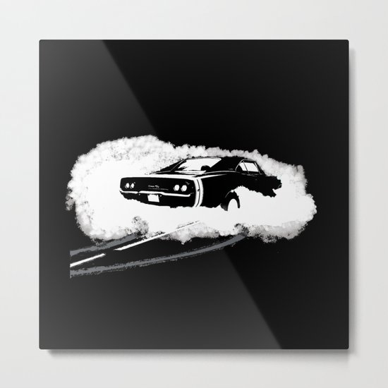 Charger R/T Metal Print