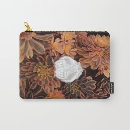Succulent Hands  Carry-All Pouch