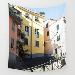 Little Homes. Wall Tapestry