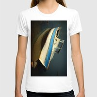 boat T-shirts featuring boat by habish