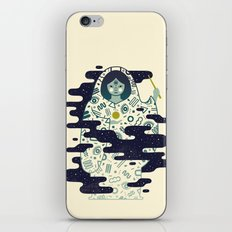 The Magician: Enchantment iPhone & iPod Skin