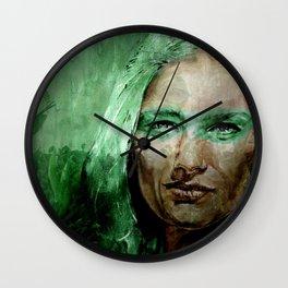 CASTANEDA #2 Wall Clock