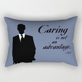 Mycroft's Advantage Rectangular Pillow