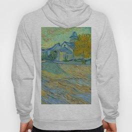 """Vincent van Gogh """"Vue de l'asile et de la Chapelle de Saint-Rémy"""" Hoody"""