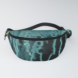 abstract bleed Fanny Pack