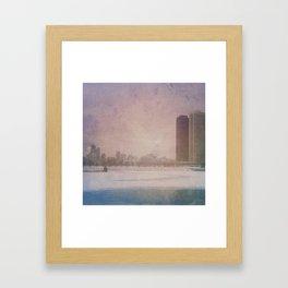 Chiberia Framed Art Print