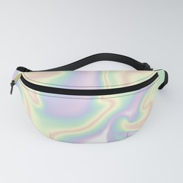 HOLOGRAPHIC DAYDREAM Fanny Pack