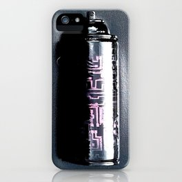 Waste Not iPhone Case
