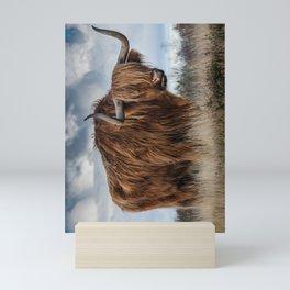 Highlander 1 Mini Art Print