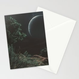 Outer Limits Art Stationery Cards