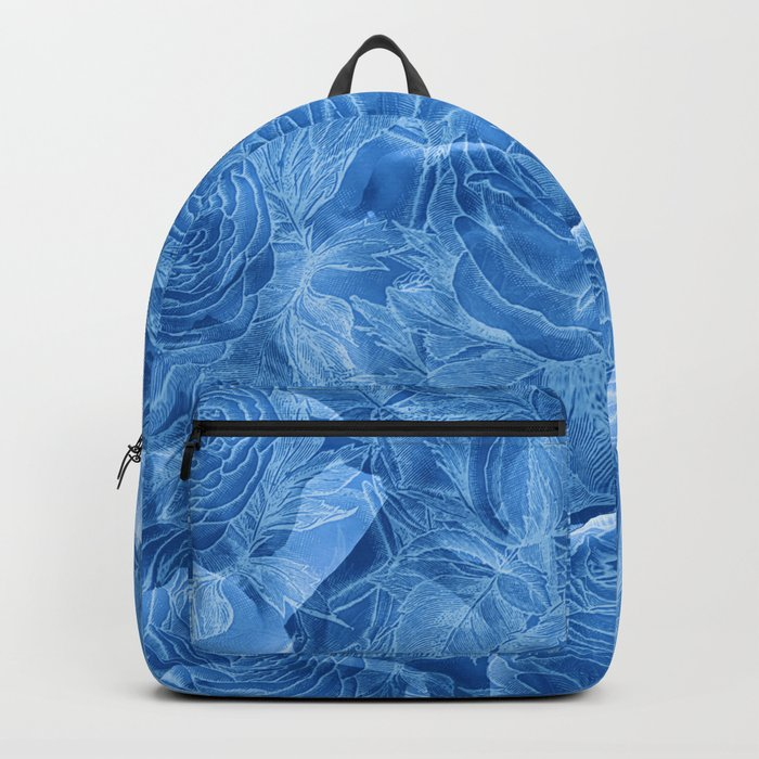 Nostalgia 3 - Blue Backpack