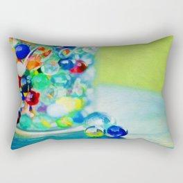 Marbles II Rectangular Pillow