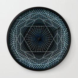 Portal in Consciousness Wall Clock