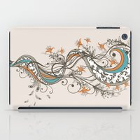 peacock iPad Cases featuring Peacock by Tracie Andrews