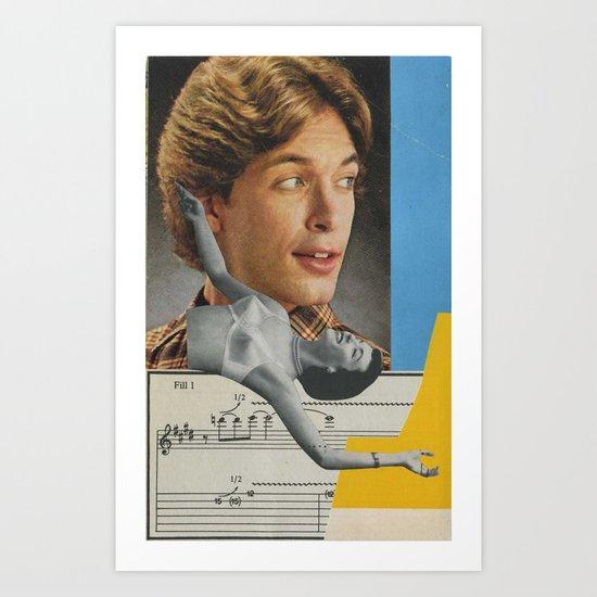 Postcard #29 Art Print