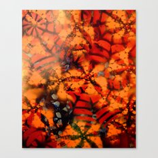 Conch Shell Canvas Print