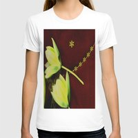 milky way T-shirts featuring The Milky Way Pattern by Pepita Selles