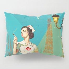 NIGHT NURSE Pillow Sham