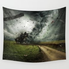 The Tornado Wall Tapestry