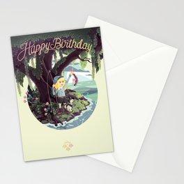 Happy Birthday Kitty! Stationery Cards