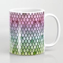 Pretty Mermaid Scales 119 Coffee Mug