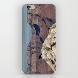 Lost in Grand Canyon iPhone Skin