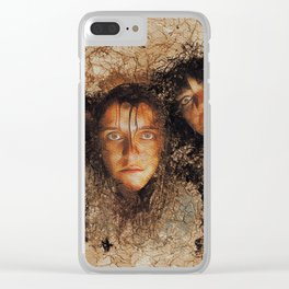 Witches of Macbeth Clear iPhone Case