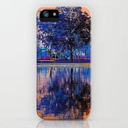 last tree iPhone Case