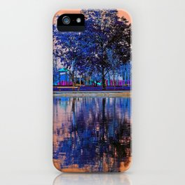last tree iPhone Case