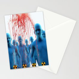 Aliens Gang & Strange Cosmic Blood Stationery Cards