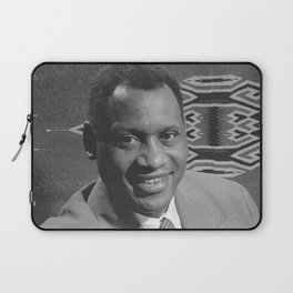 Paul Robeson - Black Culture - Black History Laptop Sleeve