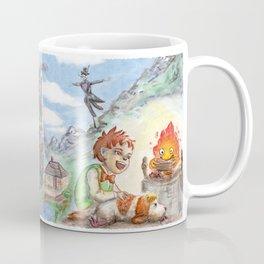 Howl's moving castle Coffee Mug