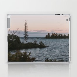 The View From Copper Harbor Laptop & iPad Skin