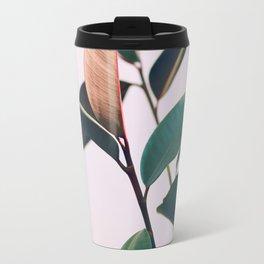 Ficus Elastica #4 Travel Mug