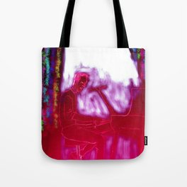 Luminous and Wired Tote Bag