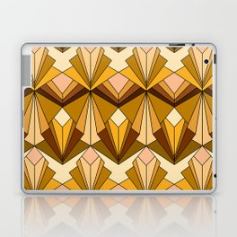 Art Deco meets the 70s Laptop & iPad Skin