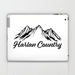 Harlan Country (Dead Hollow) Laptop & iPad Skin