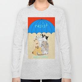 resist. indivisible Long Sleeve T-shirt