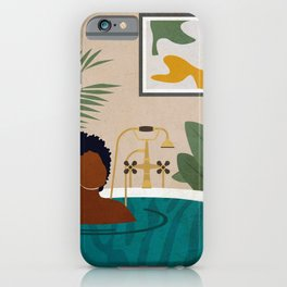 Stay Home No. 2 iPhone Case