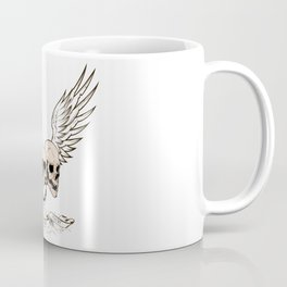 Fortune Favors The Brave Coffee Mug