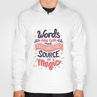 risa rodil Hoodies featuring Source of Magic by Risa Rodil
