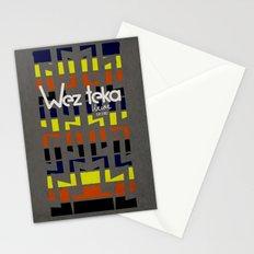 Eastachi -Wezteka Union. Stationery Cards