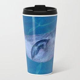 harp seal Travel Mug