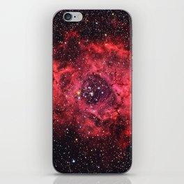Rosette Nebula iPhone Skin