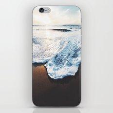 Walk into the sun iPhone & iPod Skin